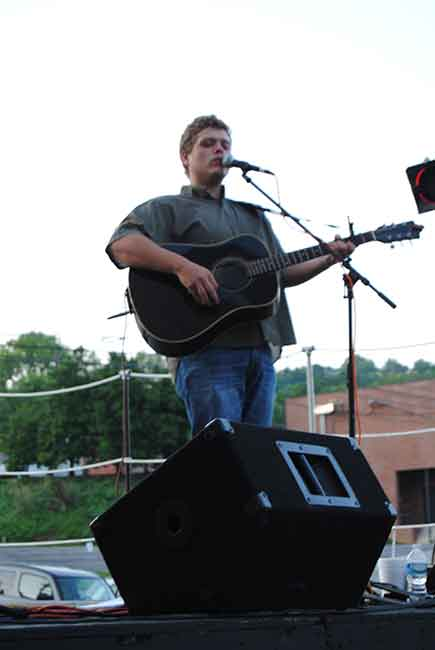 King Alley Concert Series