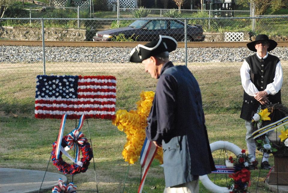 Veterans Day Gate City, Virginia
