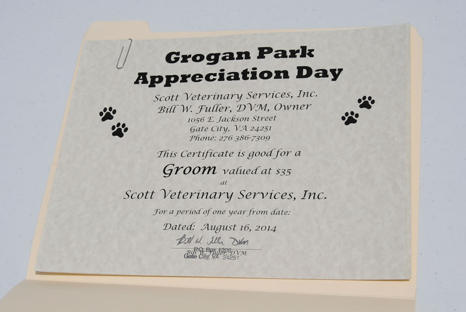 Grogan Park Appreciation Day