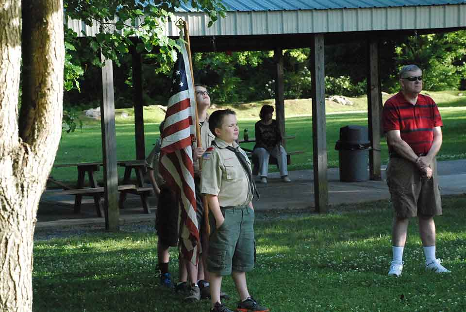 Flag Day - Grogan Park