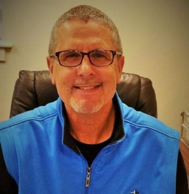 Pastor Andy Barnes